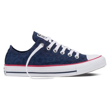 Converse Chuck Taylor All Star Oxford Women's Navy/Garnet/White