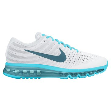 Nike Air Max 2017 Women's Running Shoe Polarized Blue/ Legion Blue