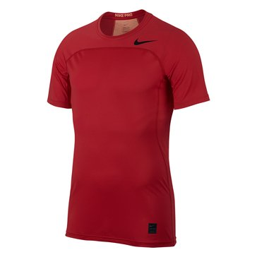 Nike Men's Pro Hypercool Fitted Short Sleeve Top