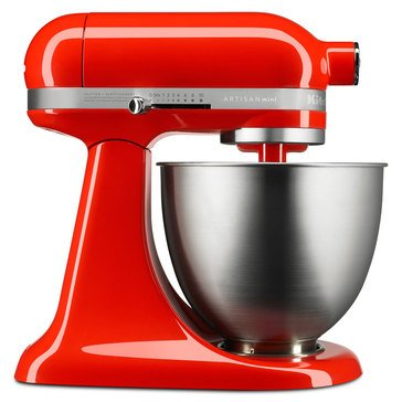 KitchenAid Artisan Mini 3.5-Quart Stand Mixer - Hot Sauce (KSM3311XHT)