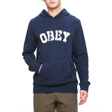 Obey Men's Watson Fleece Pull Over Hoody