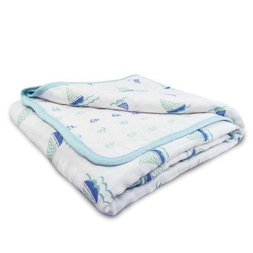 Aden + Anais Dream Blanket (Sailing Seas)