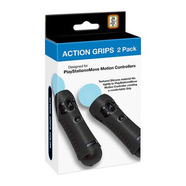 Sony Playstation VR Move Action Grips 2-Pack