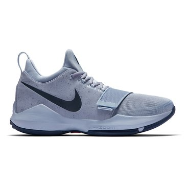 Nike PG1 Men's Basketball Shoe Glacier Blue/ Armory Blue/ Dark Sky Blue