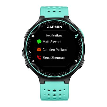 Garmin Forerunner 235 GPS Fitness Watch - Frost Blue