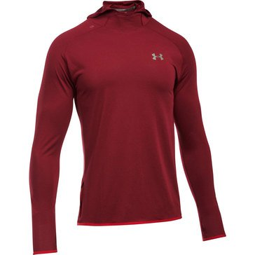 Under Armour Men's Streaker Pull Over Hoodie - Cardinal
