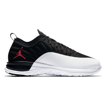 Jordan Trainier Prime Men's Basketball Shoe Black/ Gym Red/ White