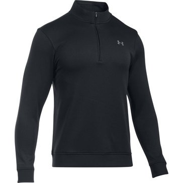 Under Armour Men's Sweater Fleece Black