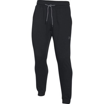 Under Armour Men's Baseline Fleece Jogger Black