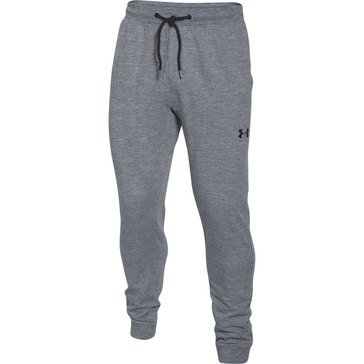 Under Armour Men's Baseline Fleece Jogger True Gray Heather