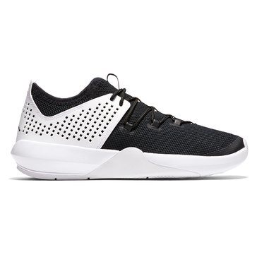 Jordan Express Men's Basketball Shoe Black/ Black/ White