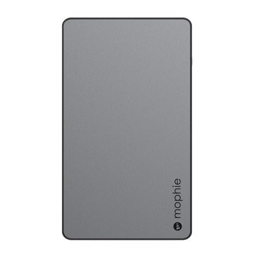 Mophie Powerstation Quick Charge 6,000mAh Battery - Space Gray