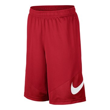 Nike Big Boys' HBR Shorts, Universtiy Red