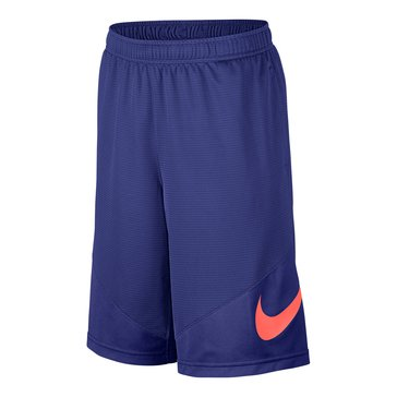 Nike Big Boys' HBR Shorts, Deep Night