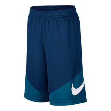 Nike Big Boys' HBR Shorts, Binary Blue