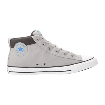 Converse Chuck Taylor All Star Street Mid Top Men's Shoe Dolphin/ Soar/ White