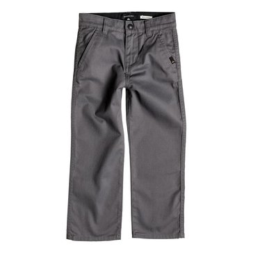 Quiksilver Little Boys' Everyday Union Pants, Castlerock