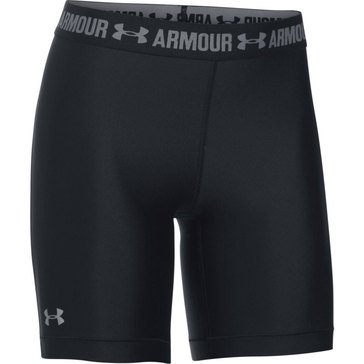 Under Armour Women's Heat Gear Armour Long Short