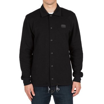 Volcom Men's T Nelson Zip Coach Fleece Jacket