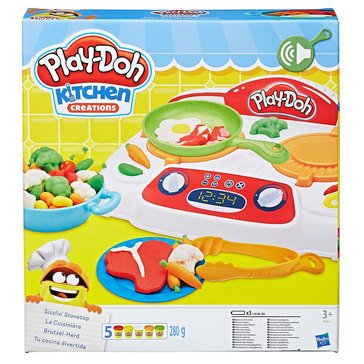 Play-Doh Sizzlin Stovetop