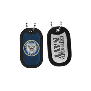 Sparta U.S. Navy Dog Tag