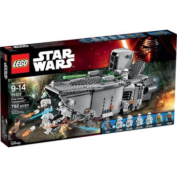 LEGO Star Wars First Order Transporter (75103)