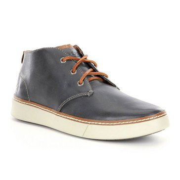 Sperry Top-Sider Clipper Chukka Men's Casual Shoe Charcoal