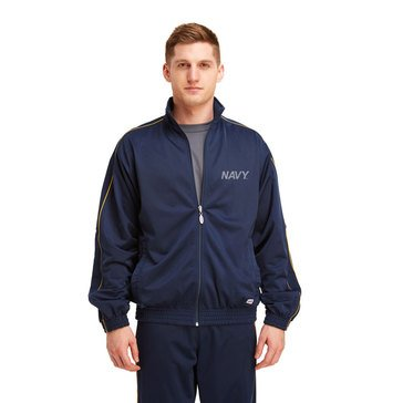 Soffe Men's Navy Classic Warm Up Jacket
