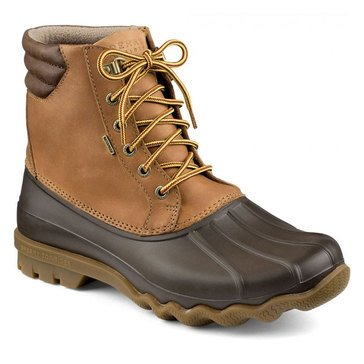 Sperry Top-Sider Avenue Duck Boot Men's Foul Weather Boot Tan/Brown