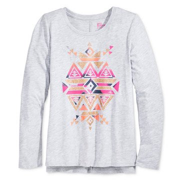 Epic Threads Big Girls' Tribal Medallion Hilo Tee