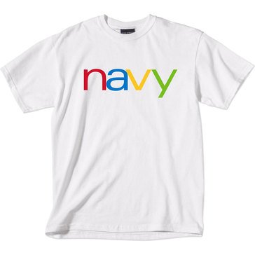 The Game Men's Navy Ebay Classic Short Sleeve Tee