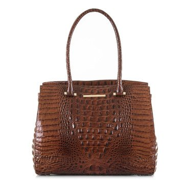 Alice Carryall  Tote  Pecan  Melbourne