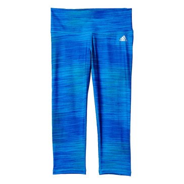 Adidas Women's Performer Midrise 3/4 Tight