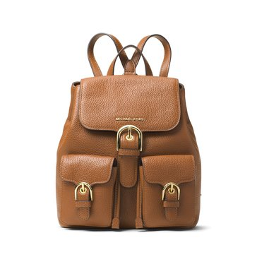 Michael Kors Cooper Small Flap Backpack Luggage