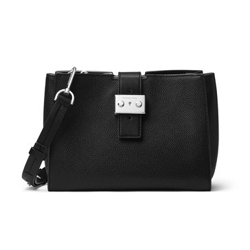 Michael Kors Bond Medium Messenger Black