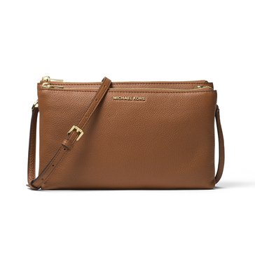 Michael Kors Adele Double ZIP Crossbody Luggage