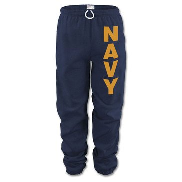 Soffe Men's USN Fleece Sweatpants in 2XL