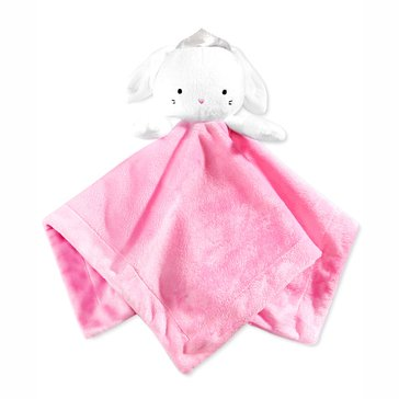 First Impressions Baby Girls' Pink Bunny Cuddler