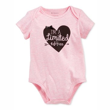 First Impressions Baby Girls' Bodysuit, Limited Edition