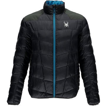 Spyder M Geared Synthetic Polar GreyJacket