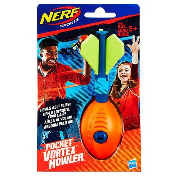 NERF Sports Pocket Vortex Howler