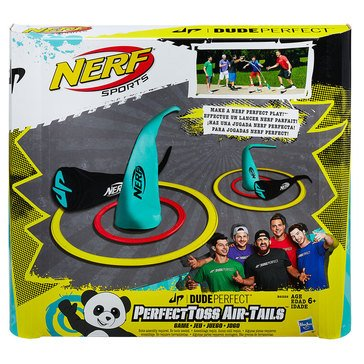 NERF Dude Perfect PerfectToss Air Tails
