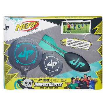 NERF Dude Perfect PerfectVortex Game