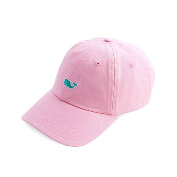 Vineyard Vines Classic Baseball Hat in Peony Pink