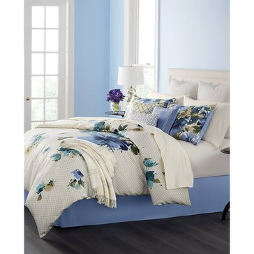 Martha Stewart Collection Meadow Bouquet 14-Piece Comforter Set - King