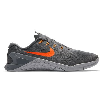 Nike Metcon 3 Men's Training Shoe Dark Grey/ Hyper Crimson/ Wolf Grey