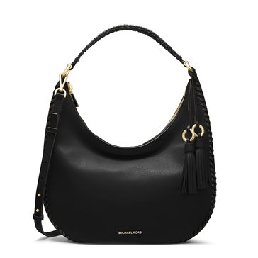 Micahel Kors Lauryn Large shoulder Black