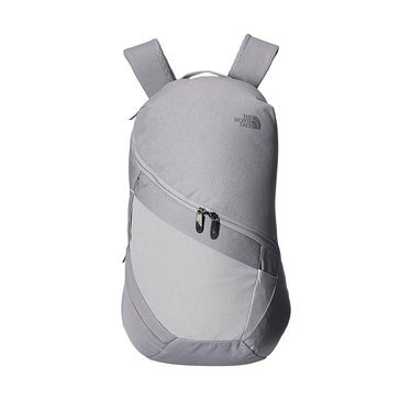 The North Face Women's Aurora Backpack - MetallicSilver/DarkHeather/VaporGrey