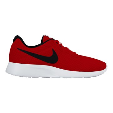 Nike Tanjun Men's Running Shoe Black/ Bright Crimson/ White