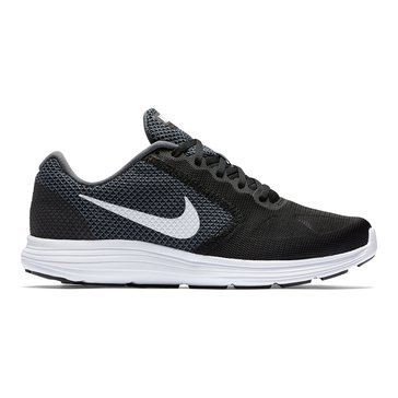 Nike Revolution 3 Men's Running Shoe Dark Grey/ White/ Black